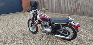 Picture of 1970 Triumph T120RT 750cc Bonneville AMA Homologation model