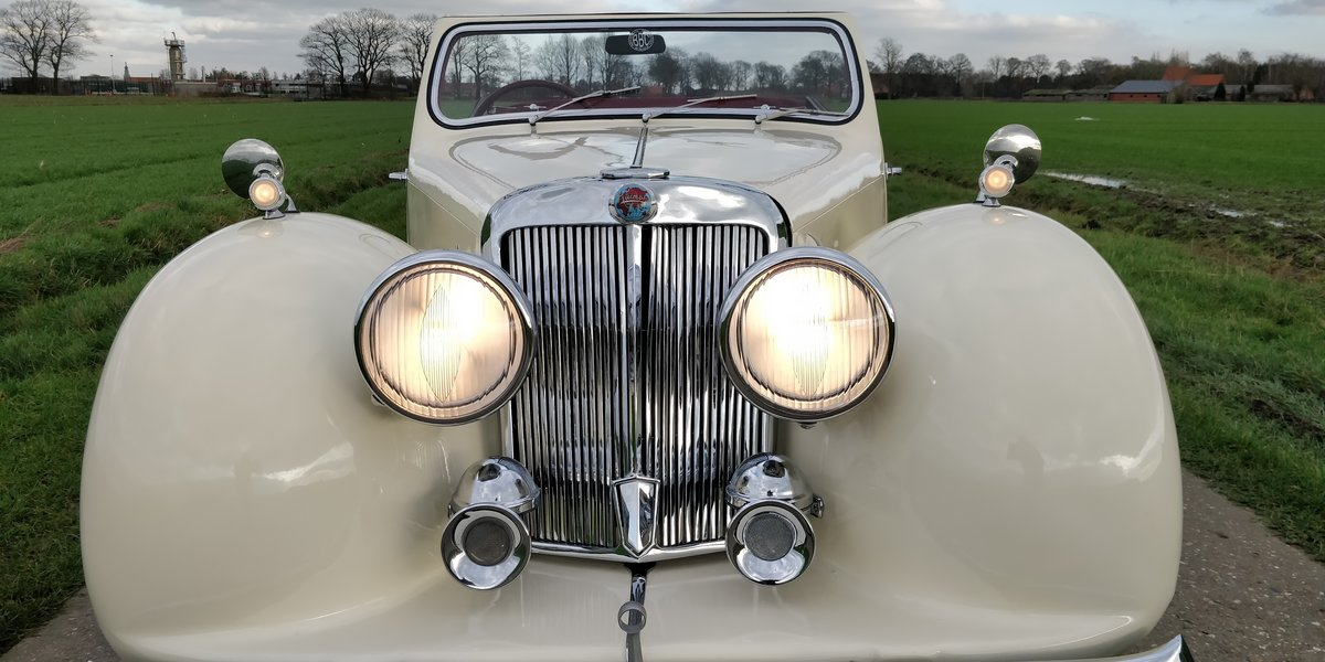 1948 Triumph Roadster'48  For Sale (picture 6 of 6)