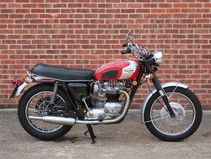 1970 Triumph T120 Bonneville