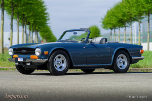 Picture of Excellkent Triumph TR6 from 1968 (LHD) For Sale