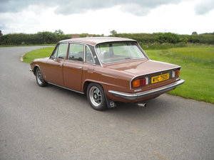TRIUMPH 2500 S MUST BE ONE OF THE BEST ORIGINAL ONES LEFT