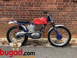 Triumph Tiger Cub - 1958 - 200cc Single Trials Competition For Sale