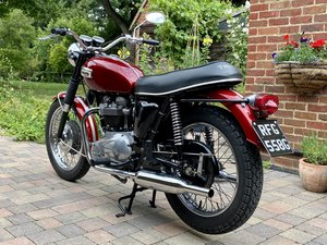 1969 Triumph Tiger 650cc TR6R ****NOW SOLD*****
