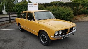 Triumph dolomite 80 miles only