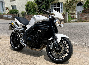 Picture of 2008 Triumph Speed Triple SOLD