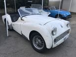 Triumph Tr3 A For light restoration