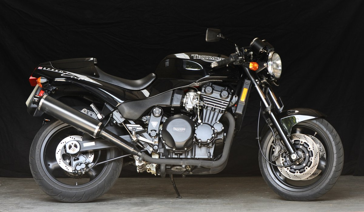 1995 Triumph Speed Triple 900 Mk 1 SOLD (picture 1 of 6)
