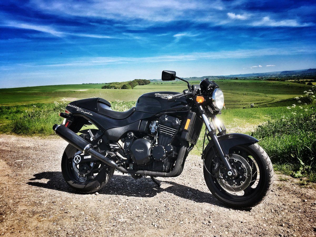 1995 Triumph Speed Triple 900 Mk 1 SOLD (picture 6 of 6)