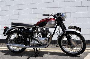 1961 Pre-Unit Triumph TR6R Trophy 650cc Classic