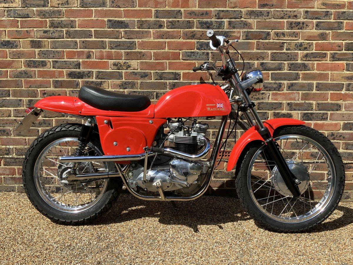 1971 Triumph Metisse 650cc For Sale (picture 1 of 2)