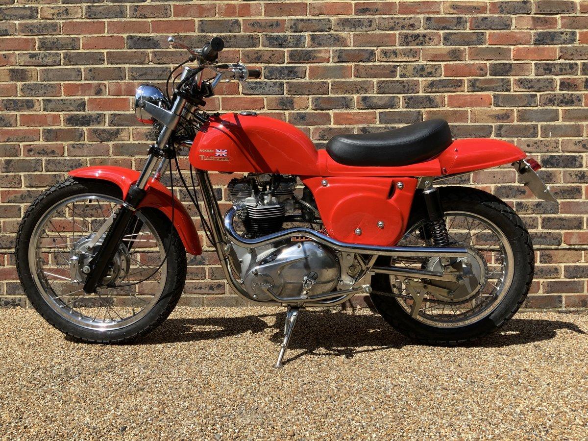 1971 Triumph Metisse 650cc For Sale (picture 2 of 2)