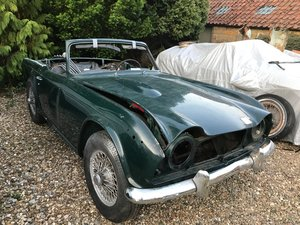 Picture of 1968 Triumph TR250 Project