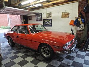 1975 Triumph Stag MK11 Manual O/drive