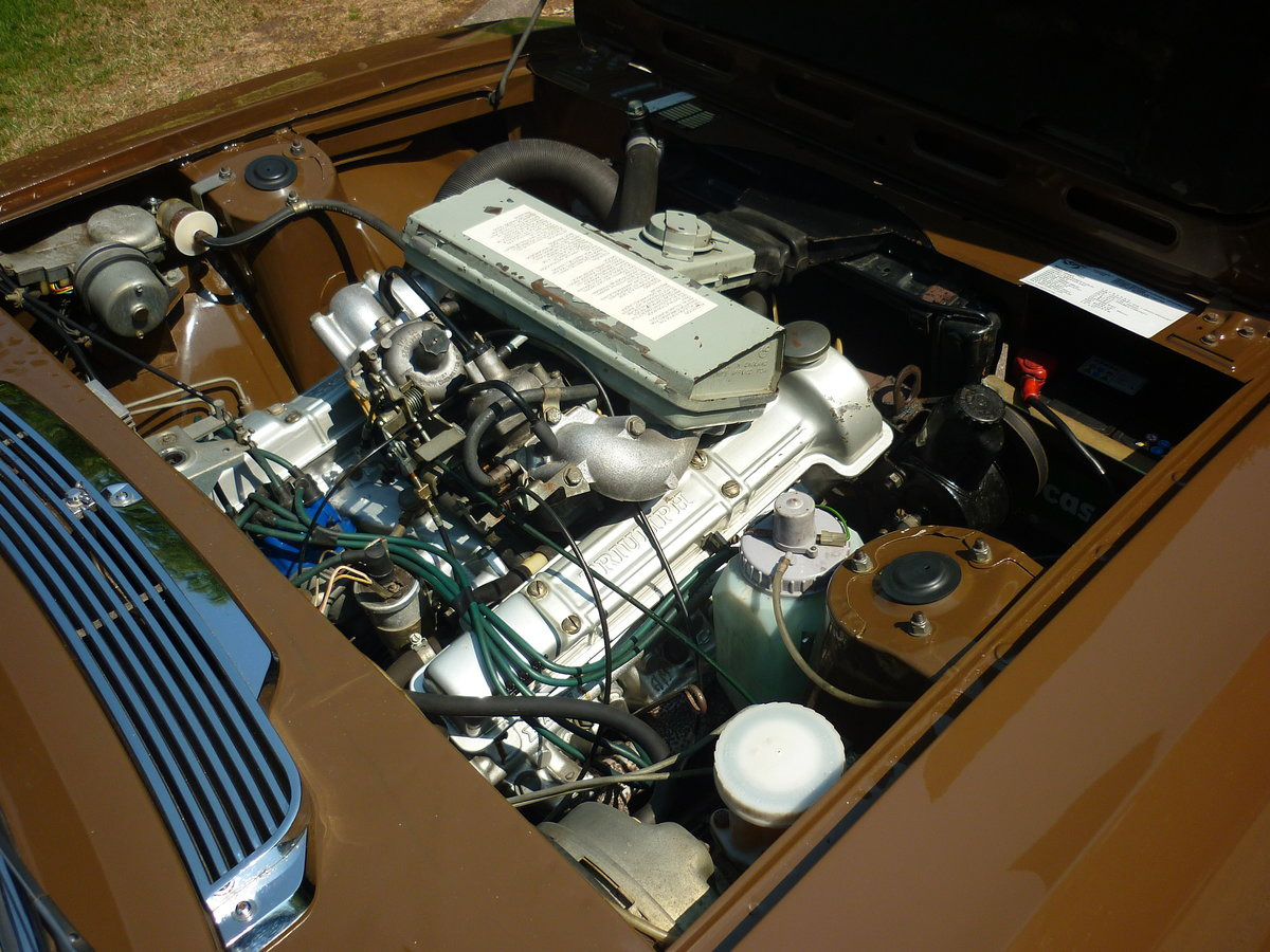 1975 Triumph Stag Automatic For Sale (picture 4 of 6)