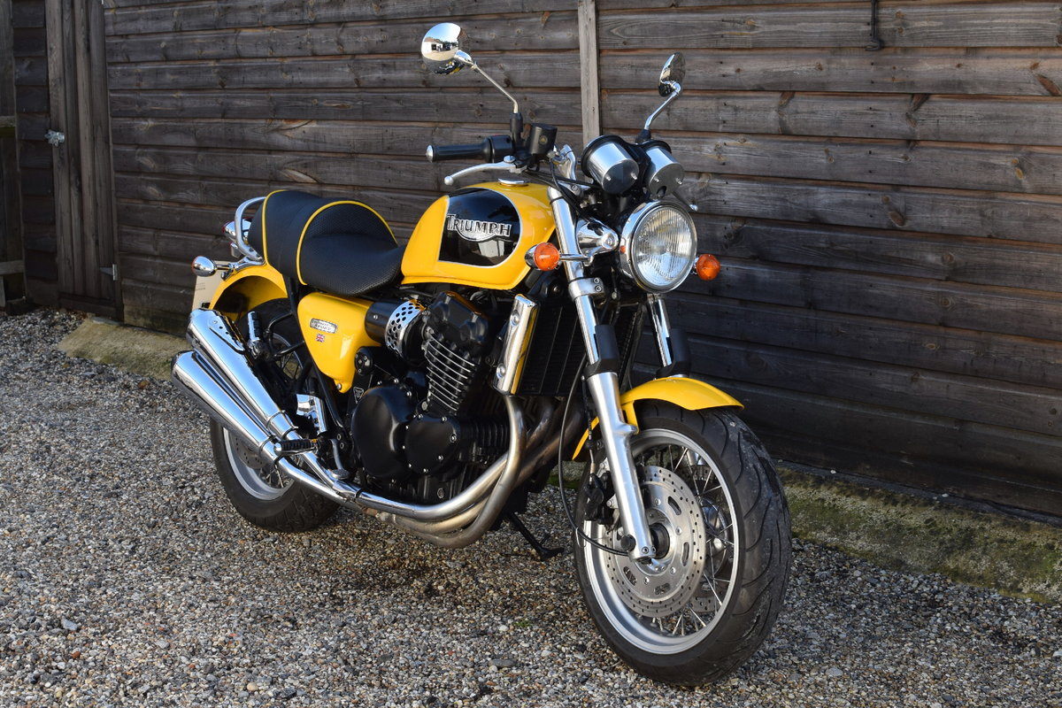 Triumph Thunderbird 900 Sport Mk1, 1997 R Reg SOLD (picture 1 of 6)