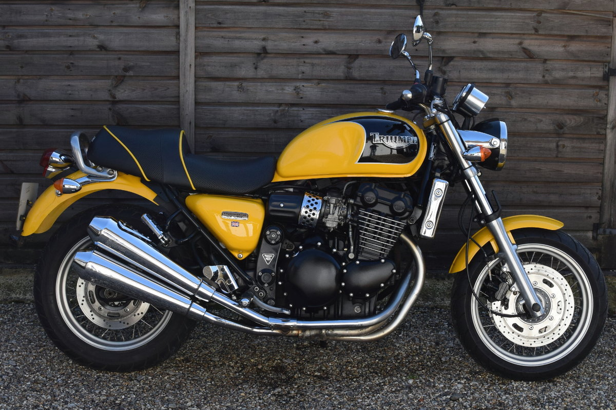 Triumph Thunderbird 900 Sport Mk1, 1997 R Reg SOLD (picture 2 of 6)