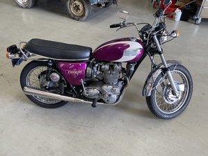 1972 Triumph Trident t150V