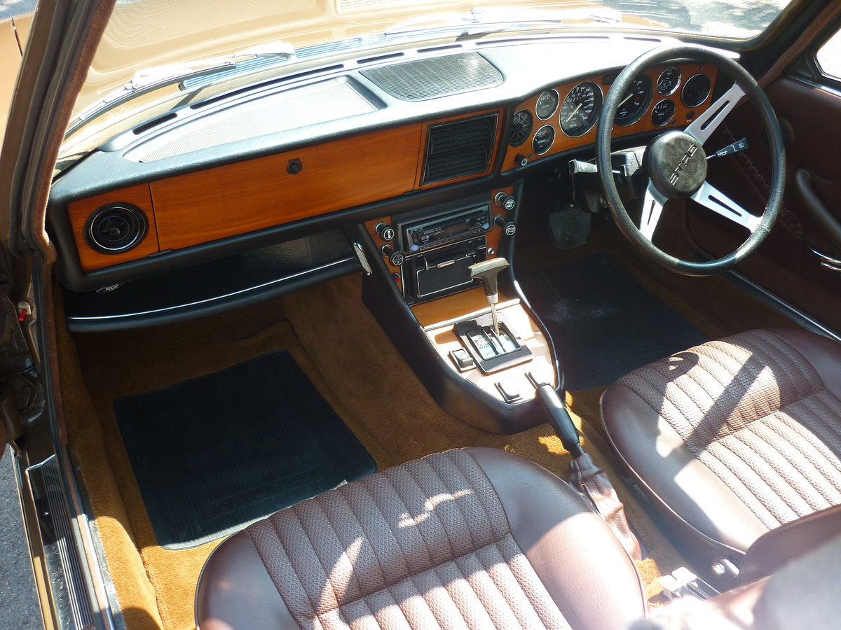1975 Triumph Stag Automatic For Sale (picture 5 of 6)