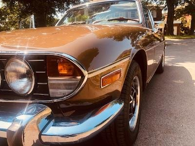 1975 Triumph Stag Automatic For Sale (picture 2 of 6)