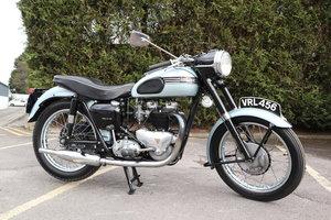 1955 Triumph T110 650cc Pre Unit For Sale