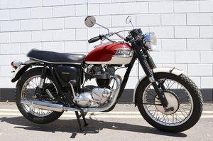 1967 Triumph T120R Bonneville 650cc