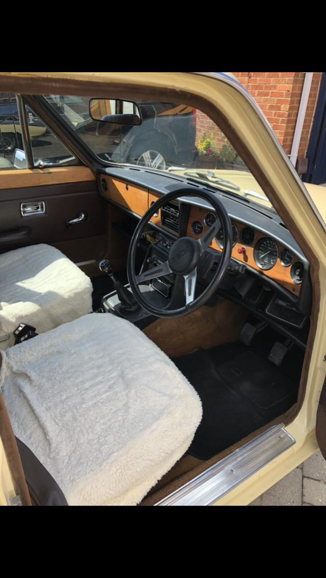 1977 Triumph 2500s Estate SOLD (picture 6 of 6)