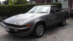 1981 Triumph TR7 full TR8 V8 Conversion low miles