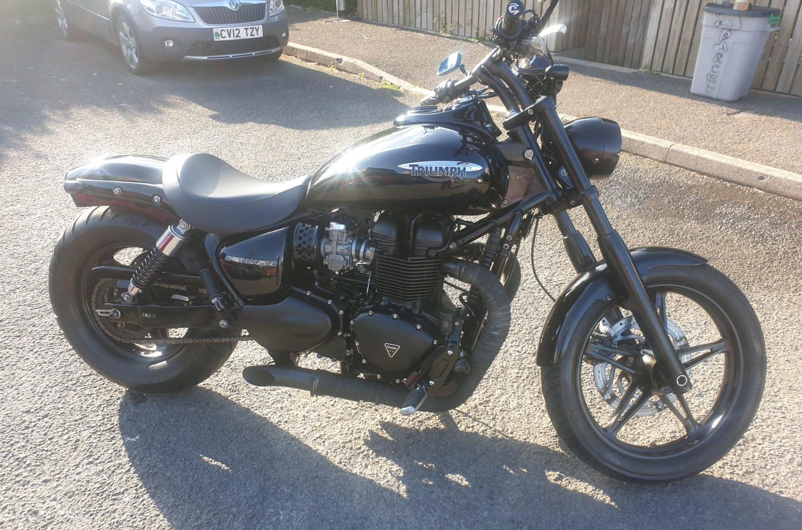 2014 Bobber For Sale (picture 6 of 6)