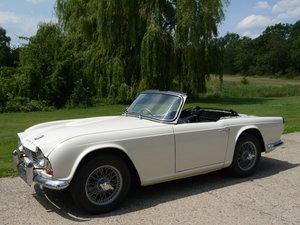 1964 Triumph TR4 - SORRY DEPOSIT NOW TAKEN
