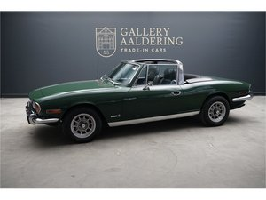 1971 Triumph Stag hardtop, manual gearbox For Sale