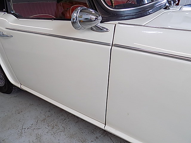 Triumph TR4A Overdrive car 1966  DEPOSIT TAKEN SOLD (picture 6 of 6)