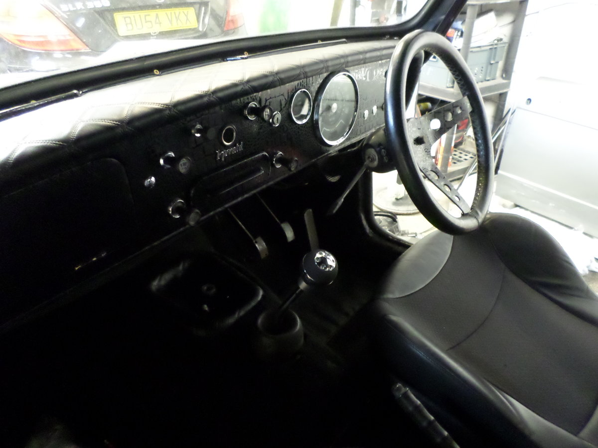 1970 triumph herald. tastefully modified For Sale (picture 4 of 6)