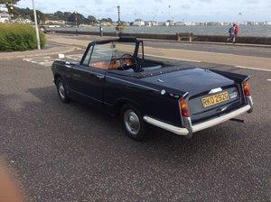 1969 Triumph herald 13/60 convertible