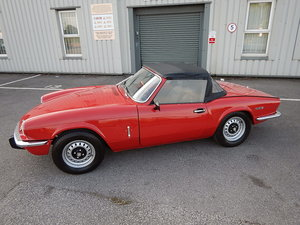 Picture of 1971 TRIUMPH SPITFIRE MkIV SOLD