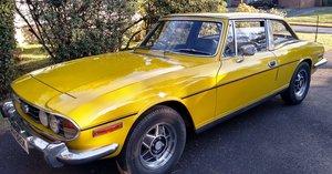 1971 Triumph Stag Manual RHD