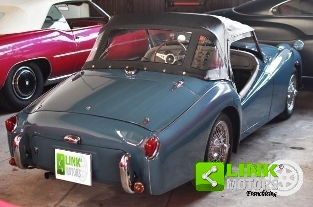 Triumph TR3 Small Mouth Restauro totale - 1956 For Sale (picture 4 of 6)