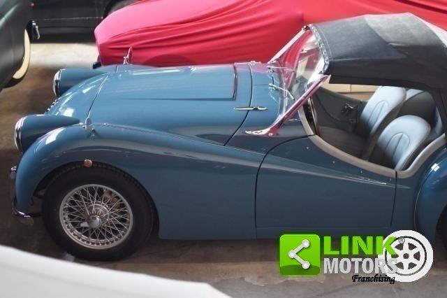Triumph TR3 Small Mouth Restauro totale - 1956 For Sale (picture 6 of 6)
