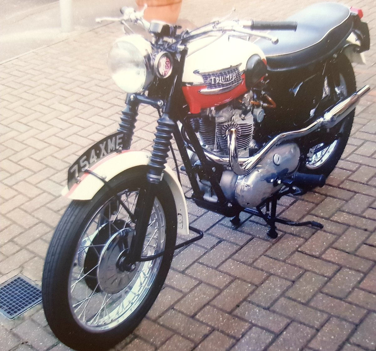 1960 Triumph TR6 Trophy For Sale (picture 4 of 6)