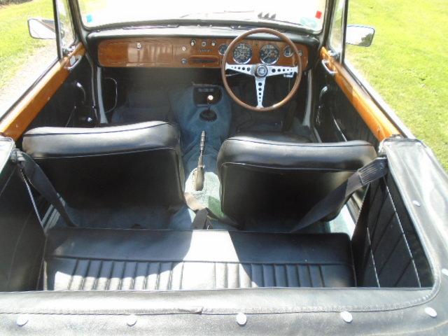 1965 Triumph Vitesse 6, Convertible Mk1 1600cc For Sale (picture 4 of 6)