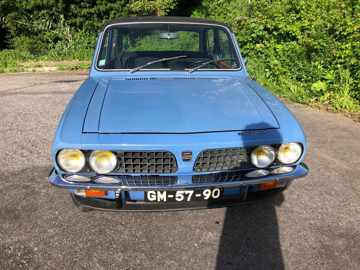 1975 Triumph Dolomite Sprint - 35.000 Kms For Sale (picture 1 of 6)