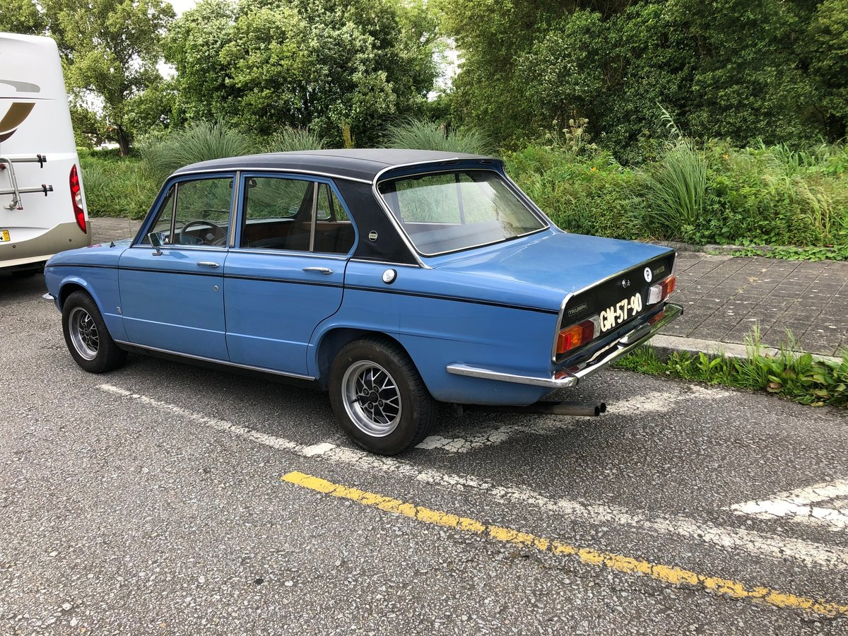 1975 Triumph Dolomite Sprint - 35.000 Kms For Sale (picture 2 of 6)