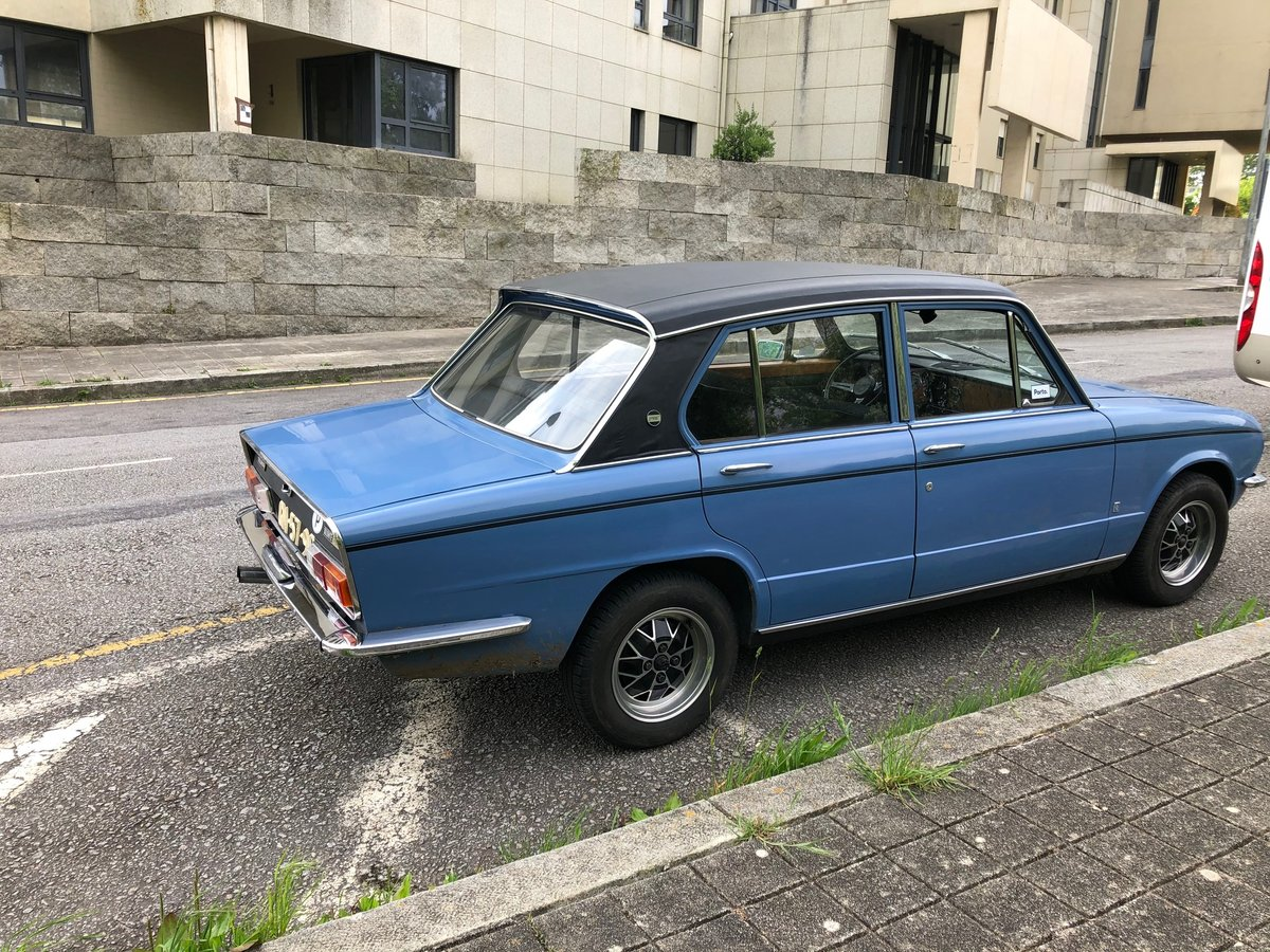 1975 Triumph Dolomite Sprint - 35.000 Kms For Sale (picture 3 of 6)