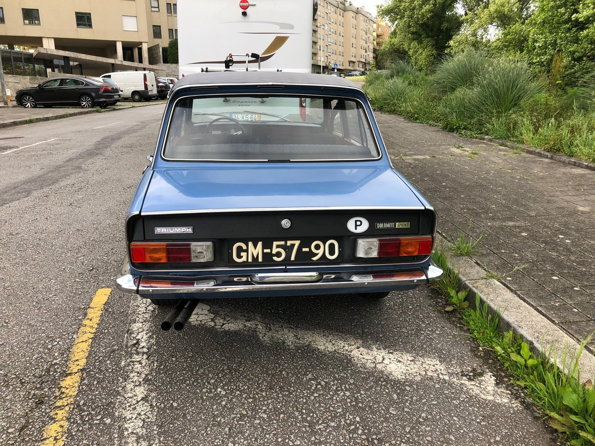 1975 Triumph Dolomite Sprint - 35.000 Kms For Sale (picture 4 of 6)