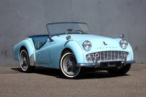 1960 Triumph TR3 A LHD  For Sale