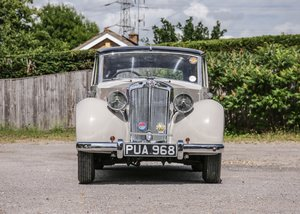Picture of 1952 Triumph Renown Mk. II TDC SOLD by Auction
