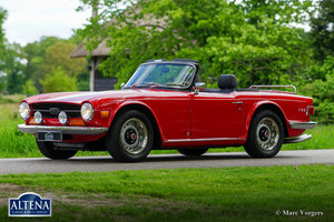 Picture of Triumph TR6, 1970 SOLD
