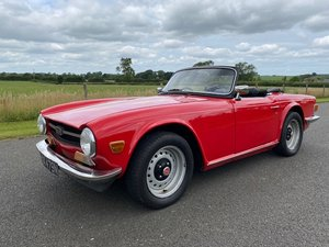 1974 Triumph TR6 125bhp CR Chassis For Sale