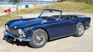 1968 Original LHD Triumph TR5 PI - Priced to Sell