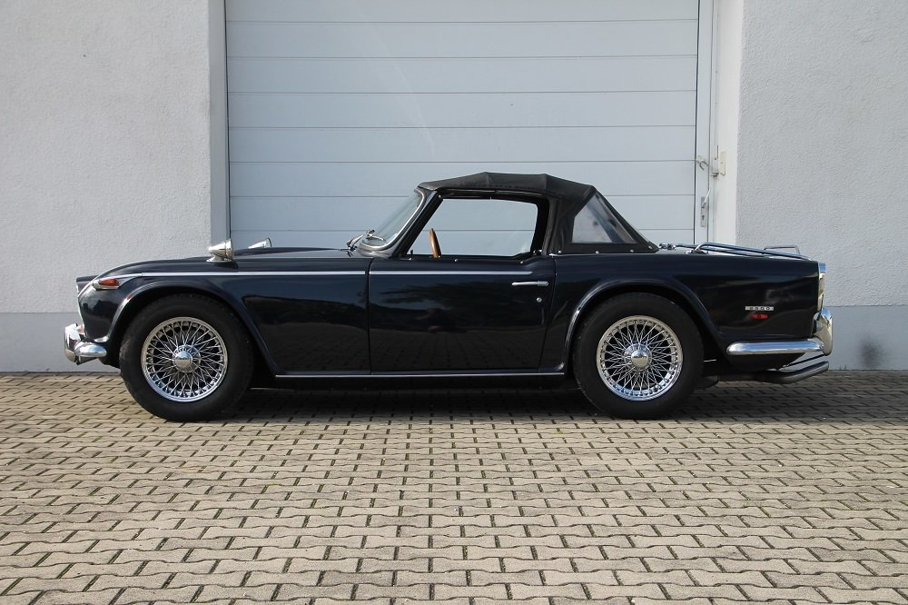 1968 Original LHD Triumph TR5 PI - Priced to Sell SOLD (picture 5 of 6)