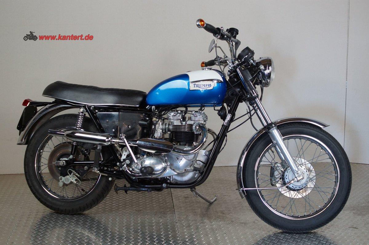 1978 Triumph Bonneville T 140 R, 738 cc, 49 hp For Sale (picture 2 of 6)